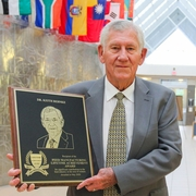AFIA Honors Dr. Keith Behnke with Lifetime Achievement Award