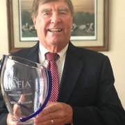 Bill Braman Receives AFIA's Distinguished Service Award